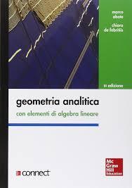 dispense algebra lineare it geometria analitica con elementi di algebra lineare
