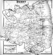 Map Of Pennsylvania Towns by Westmoreland County Pennsylvania Atlas 1867
