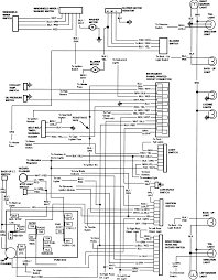 83 84 hazard exterior body light wiring diagram ford forums