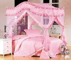 catchy girls twin bed canopy 17 best ideas about childrens bed