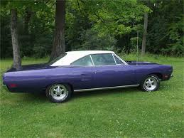 1970 Muscle Cars - 1970 plymouth road runner for sale on classiccars com 30 available