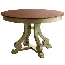 Pier 1 Home Decor Marchella Sage Round Dining Table Pier 1 Imports
