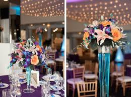 Purple Flowers Centerpieces by 274 Best Tall Centerpieces Images On Pinterest Tall Centerpiece