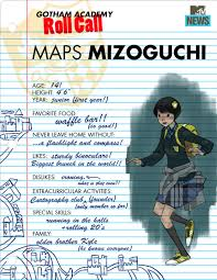 Dc Comics World Map by Meet The Class Of Dc Comics U0027 U0027gotham Academy U0027 Exclusive Gotham