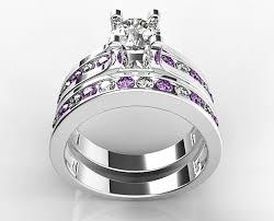 unique engagement ring settings unique bridal ring set vidar jewelry unique custom