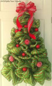 tree wreath all i want for is a real