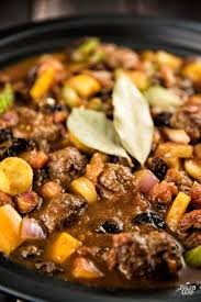 moroccan style stew paleo leap