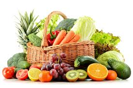 fruit and vegetable baskets pictures of fruits and vegetables in a basket the meaning