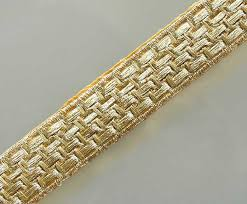 gold lace ribbon gold braid collection on ebay