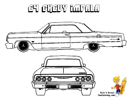 muscle coloring pages printable coloring pages old cars coloring home