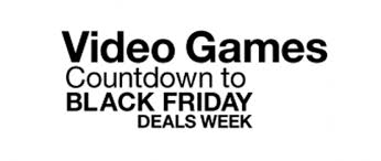 video games amazon black friday offers several black friday video game countdown sales