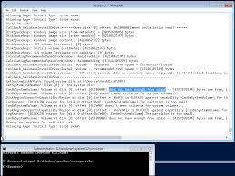 how to view windows setup log files
