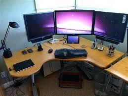 Free Computer Desk Woodworking Plans Computer Desk Blueprints Rroom Me