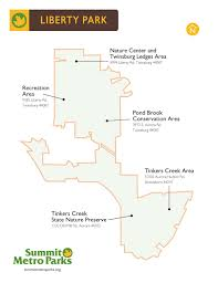 Indiana State Parks Map by Liberty Park Summit Metro Parks Parks In Summit County