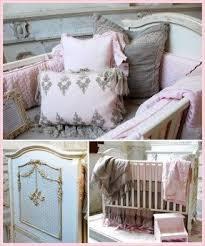 Shabby Chic Baby Bedding For Girls by Bebe Chic Crib Bedding Foter