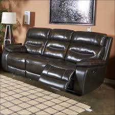 Black Microfiber Loveseat Living Room Wonderful Reclining Loveseat Without Console Ashley