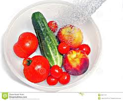 washing fruits and vegetables clipart clipartxtras