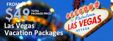 las vegas vacations heavily discounted las vegas vacations
