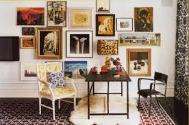 living room elegant set living room with strip wall art ideas