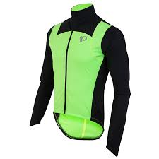 bicycle wind jacket pearl izumi cycling gear