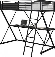 Black Bunk Bed With Desk 25 Awesome Bunk Beds With Desks For