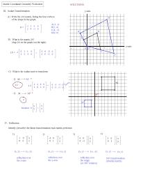 Graphing Speed Worksheet Pictures Geometry Dilations Worksheet Dropwin