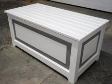 How To Build A Toy Chest Step By Step by How To Build Window Seat From Wall Cabinets How Tos Diy