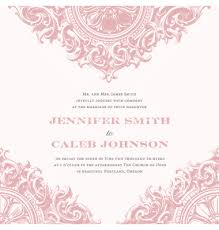 wedding invitation template free online wedding invitation templates