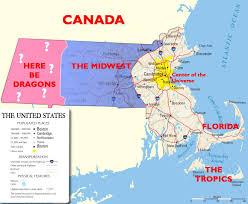 Springfield Massachusetts Map by 12 Things Massachusetts Residents About Boston Masslive Com