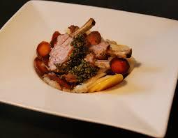 cuisiner un carré d agneau carré d agneau du connemara aux légumes d hiver cuisine plurielle
