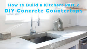 kitchen concrete kitchen countertops regarding breathtaking