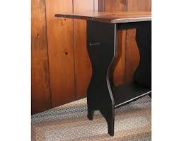 Drop Leaf End Table Vintage Drop Leaf End Table