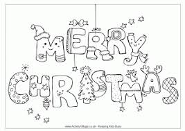 merry christmas kids coloring pictures free christian wallpapers