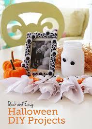 Easy Halloween Craft Projects - 113 best manualidades halloween de decoración images on pinterest