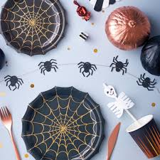 halloween plates 10 ways to transform your home for halloween