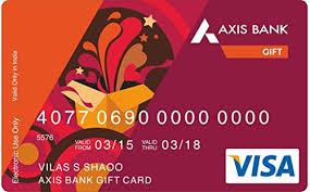 prepaid gift cards axis bank prepaid gift card review capitalvidya