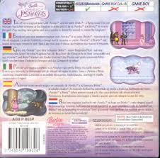 barbie magic pegasus box shot game boy advance