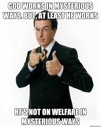 Welfare Meme - please move i must get to work so i can pay your bills welfare