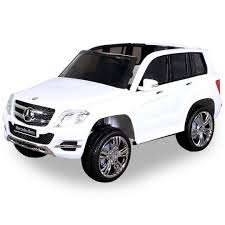 mercedes jeep white electric children car mercedes benz glk 300 licensed www eco