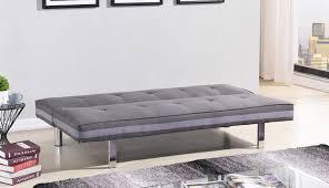 couch 3 sitzer ebs schlafsofa sofabett 3 sitzer sofa klappsofa grau wohnzimmer