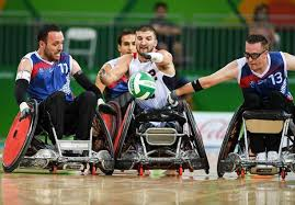 Wheelchair Rugby Chairs For Sale Wheelchair Rugby Paralympic Athletes Photos U0026 Events