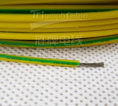 yellow green grounding cable yellow green grounding cable