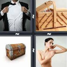 level 51 100 archives answers for 4 pics 1 word