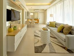 narrow condos smart seating solutions quaintcondo livingroom