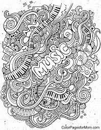 doodles 62 coloring page crafts pinterest doodles