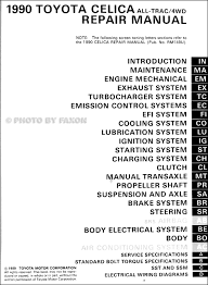 1989 toyota pickup wiring diagram diagram images wiring diagram
