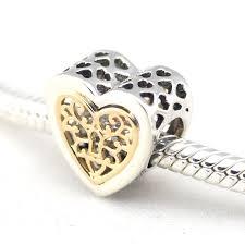 pandora charm silver bracelet images Pandora charms silver and gold jpg