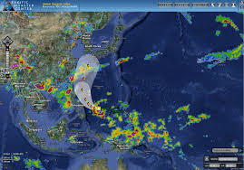 Caribbean Weather Map Pdc Weather Wall Page 447