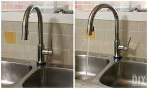 touch2o kitchen faucet kitchen makeover one at a