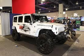 sema jeep 2016 giant custom trucks and suvs of sema 2015 rod network